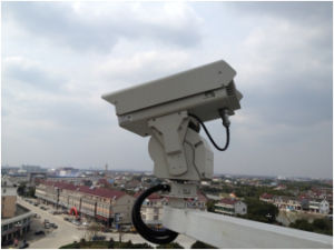 6km Forest Fire Alarm Security Thermal IP Cameras pictures & photos