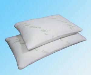 bamboo shredded memory foam pillow stardand size