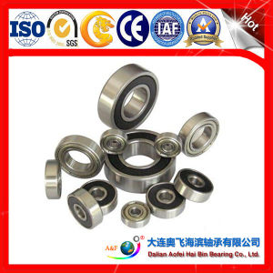A&F Manufactory supplier deep groove ball bearing 6202-2RS/ZZ pictures & photos