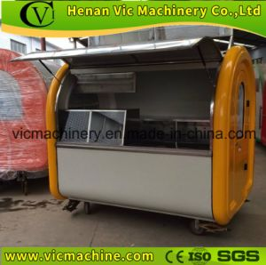 2017 Hot Sale Mobile Food Cart with Best Quality pictures & photos