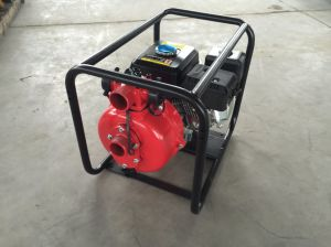 2 Inch 5.5HP Gasoline Fuel High Pressure Fire Water Pump for Car Wash and Farming pictures & photos