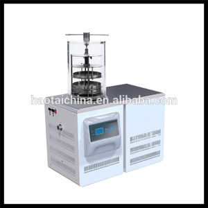 Factory Price Laboratory Vacuum Freeze Dryer Machine pictures & photos