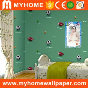 Cartoon Design Beautiful Wallpaper for Kids Room pictures & photos