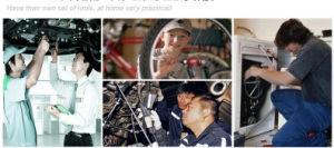 151PCS Professional Mechanical Tool Bag Set (FY151B5) pictures & photos