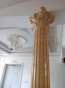 PU Roma Column for Interior and Exterior Decoration, PU Pillar pictures & photos