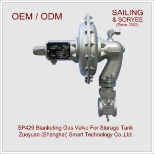 "1/2"" Sp429 Tank Blanketing Gas Pressure Regulating Control Valve pictures & photos"