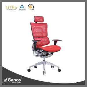 Leather Seat Ergonomic Boss Chair pictures & photos