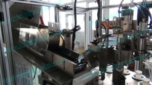 Tube Filling Sealing Machine for Salad Sauce (TFS-100A) pictures & photos