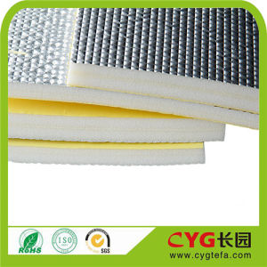 Factory Directly Sell Crosslinked XPE, IXPE Foam with Foil Aluminum pictures & photos