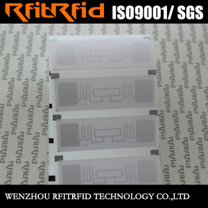Excellent Quality Anti-Tearing Adhesive UHF Sticker RFID Tag pictures & photos