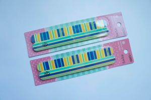 Double Sided Thick Stick Nail Files & Buffers pictures & photos