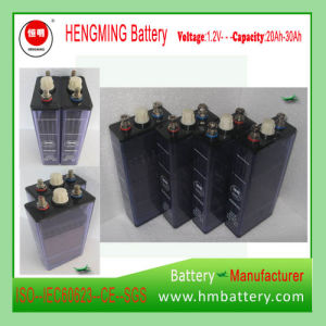 Nickel Cadmium Alkaline Battery Gnz20 for UPS pictures & photos
