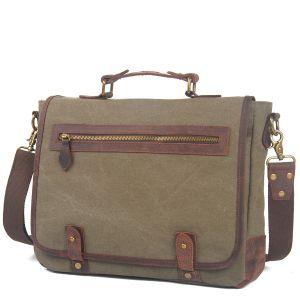 Italy Design Canvas Fashion Messenger Handbag (RS-6915C) pictures & photos