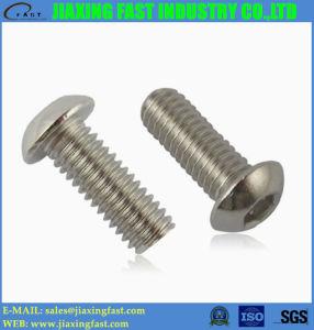 ISO 7380 Hexagon Socket Button Head Screws / ASME/ANSI B 18.3.4m pictures & photos