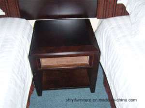 Hot Sale Antique Wood Furniture Drawer Chinese Style Nightstand pictures & photos