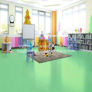 Latest Design Superior Quality Floor Vinyl Clear PVC Flooring pictures & photos