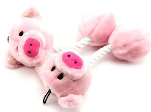Lovely Pig Plush &Stuffed Squeaky Pet Toy for Dog pictures & photos