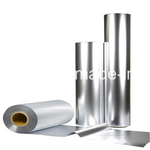 Packaging Materials: Polypropylene Metalized Film pictures & photos