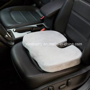 Memory Foam Car Seat Massage Cushion pictures & photos