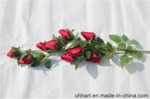 Cheap Wholesale High Quality Rose Artificial Flowers for Fairytale Wedding Decorations pictures & photos