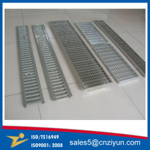Long Flat Steel Bar Screen for Road Rest Plateform and Swage Treatment; pictures & photos