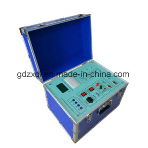 Transformer Anti-jamming Dielectric Dissipation Loss Factor Test Set pictures & photos