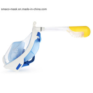 Full Face Mask with Ce RoHS FDA Certificate Snorkel Diving Anti Fog pictures & photos