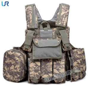 Camouflage Tactical Bulletproof Vest pictures & photos
