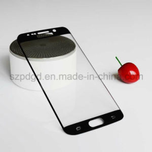 Samsun S7 Ege 3D 9h Curved Edge Tempered Glass Screen Shield Screen Glass Screen Protective Film pictures & photos