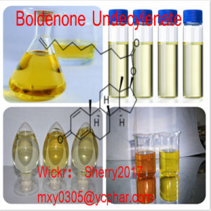 300mg/Ml Injectable Boldenone Undecylenate Liquid 13103-34-9 Equipoise for Musle Gain pictures & photos