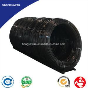 DIN 17223 En 10270 JIS G3521 Phosphated Steel Wire pictures & photos