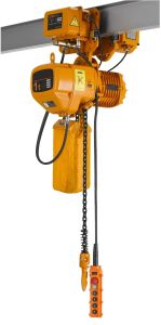 Lifting Tools Electric Chain Hoist with Electric Trolley pictures & photos