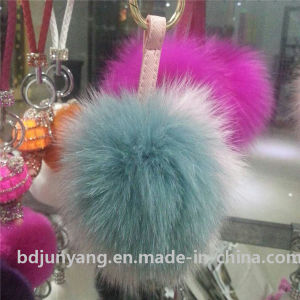 Multi Colors Faux Fox Fur Alphabet Letter Pompom 8cm to 16cm pictures & photos