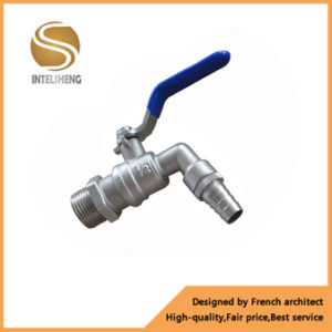 Brass Bibcock Tap Valve with Female Thread pictures & photos