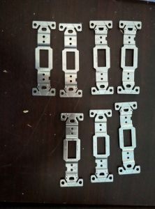 Metal Stamping Terminal Machining Part
