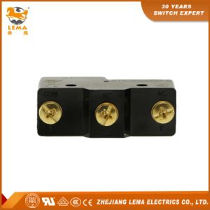 Lema Short Hinge Metal Roller Lever Lz15-Gw22m-B Micro Switch CCC Ce UL Approvals pictures & photos