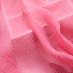 Hot Selling High Quality Polyester Gradients Color Scarf Factory Manufacture pictures & photos