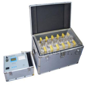 Six Cups Insulating Oil Transformer Oil Dielectric Strength Tester (IJJ-VI) pictures & photos