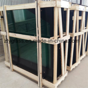 Tempered Side Sliding Window Glass for Huanghai Bus pictures & photos
