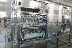 Automatic Cooking Oil Filling Machine Manufacturing Plant pictures & photos