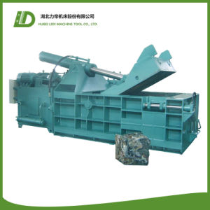 Y81f-250 Hydraulic Baler for Scrap Metal Recycling pictures & photos