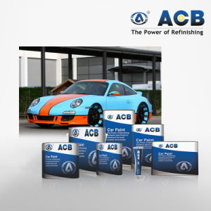 High Technology and Good Quality Car Paint pictures & photos