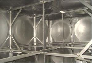 Stainless Steel Water Tank Water Treatment 304 Storage Tank pictures & photos
