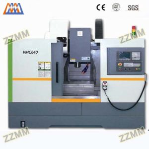 Pricision CNC Machine (VMC640) pictures & photos
