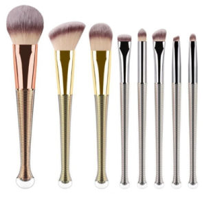 Supplier for New Shape Makeup Brush with Privat Label pictures & photos