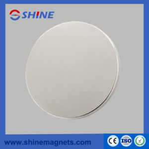 Nickle Plated Strong Permanent Neodymium Disc Magnet pictures & photos
