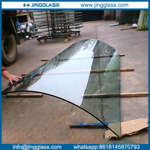 Hot Bent Glass for Curtain Wall Interior Glass Wall pictures & photos