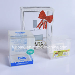 Custom Recyclable Transparent Foldable Printing Pet Packing Box pictures & photos