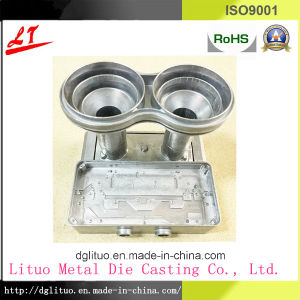 OEM Aluminum Die Casting for Telecom Conponets with ADC12 or A380 Material pictures & photos