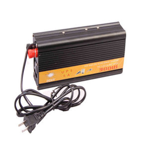 Doxin 12V 300W Modified Sine Wave Inverter with UPS&Charger pictures & photos